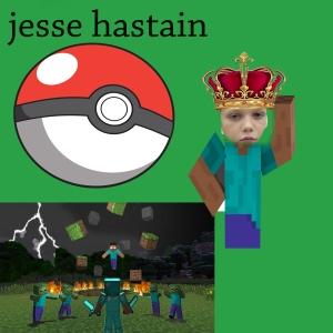 jesse's project front