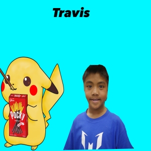 Travis' CD Cover